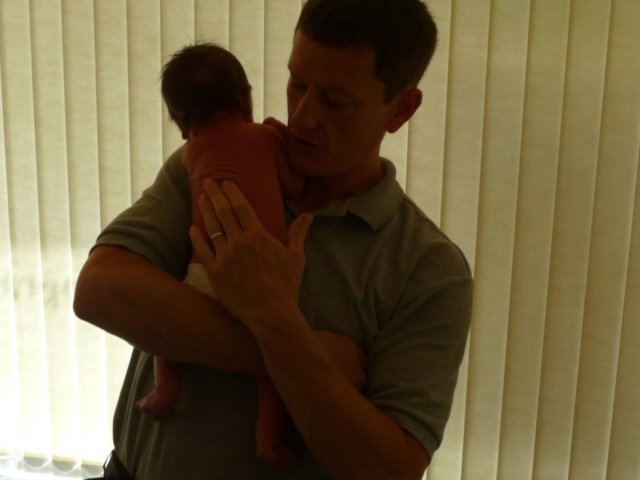 At 36 weeks pregnant Cate's baby was breech    - mendipchiropractic net